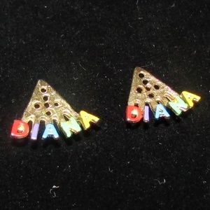 """""""Diana"""" Stud Earring Addition"""